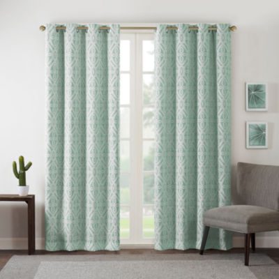 Arlo Blackout Grommet Top Curtain Panel Jcpenney