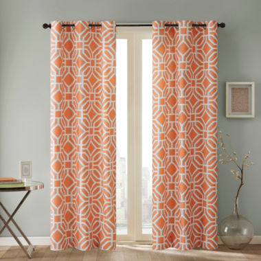jcpenney.com | Alana Foamback Grommet-Top Curtain Panel