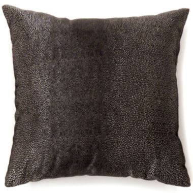 jcpenney.com | Knox Large Black Decorative Square Throw Pillow