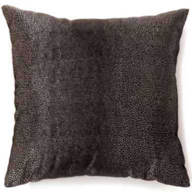 jcpenney.com | Knox Small Black Decorative Square Throw Pillow