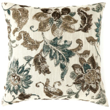 jcpenney.com | Laurel Small Poly Decorative Square Throw Pillow
