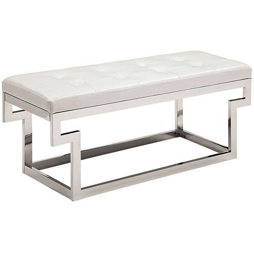 Sarell Contemporary Bench