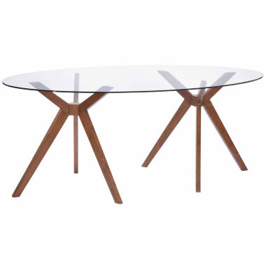 jcpenney.com | Zuo Modern Buena Vista Oval Dining Table