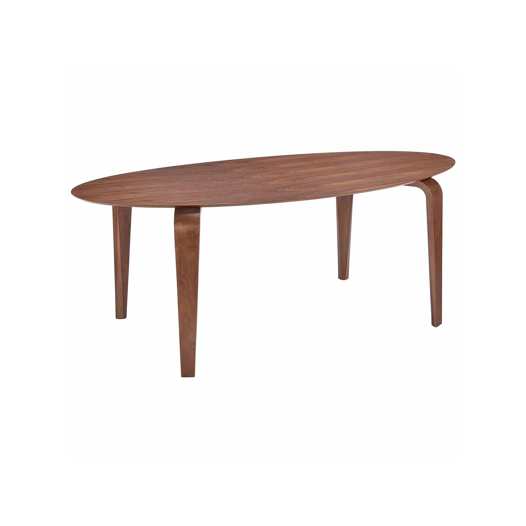 Zuo Modern Virginia Key Oval Dining Table