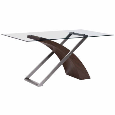 jcpenney.com | Zuo Modern Outremont Rectangle Dining Table
