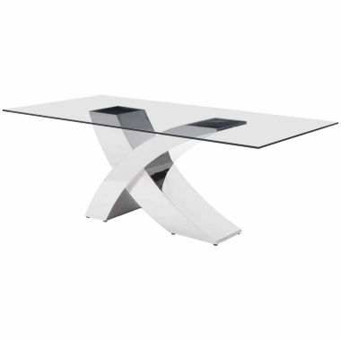 jcpenney.com | Zuo Modern Wave Rectangle Dining Table