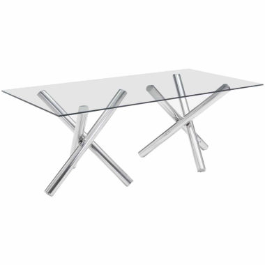 jcpenney.com | Zuo Modern Stant Rectangle Dining Table