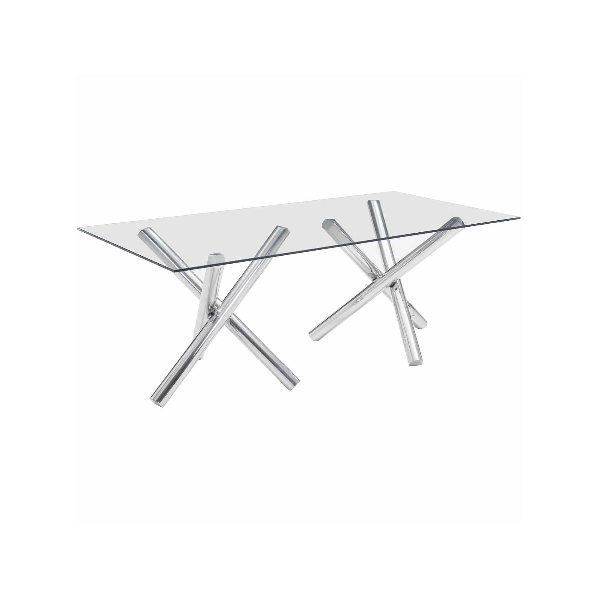 Zuo Modern Stant Rectangular Dining Table
