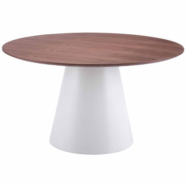 jcpenney.com | Zuo Modern Query Round Dining Table