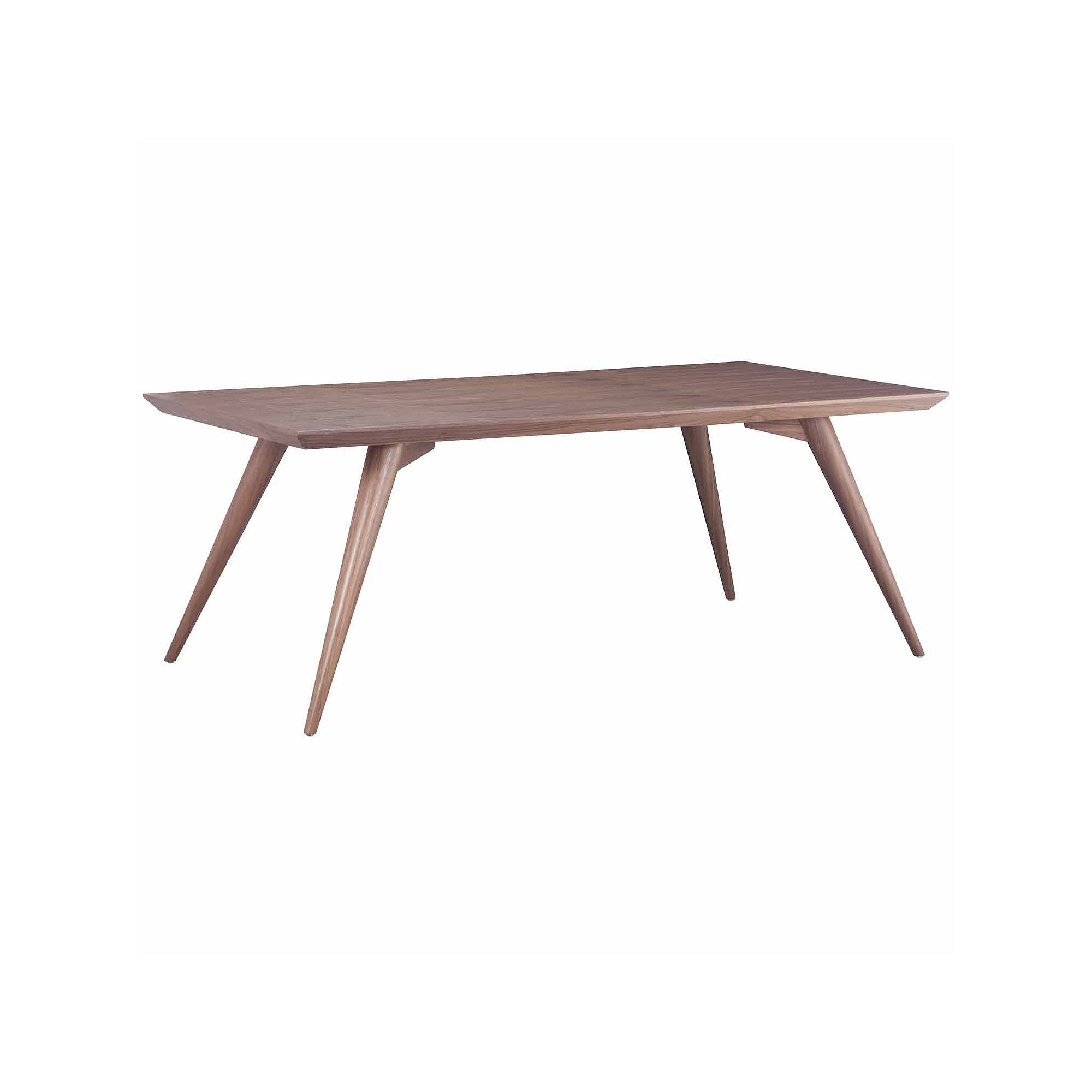 Zuo Modern Stockholm Rectangular Dining Table
