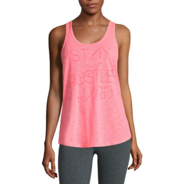 jcpenney.com | Xersion™ Studio Graphic Tank Top