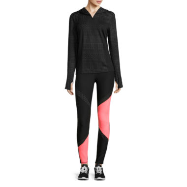 jcpenney.com | Xersion™  Quarter-Zip Pullover or Jersey Workout Pants