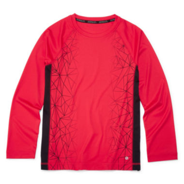 jcpenney.com | Xersion™ Long-Sleeve Trainer Top - Boys 8-20