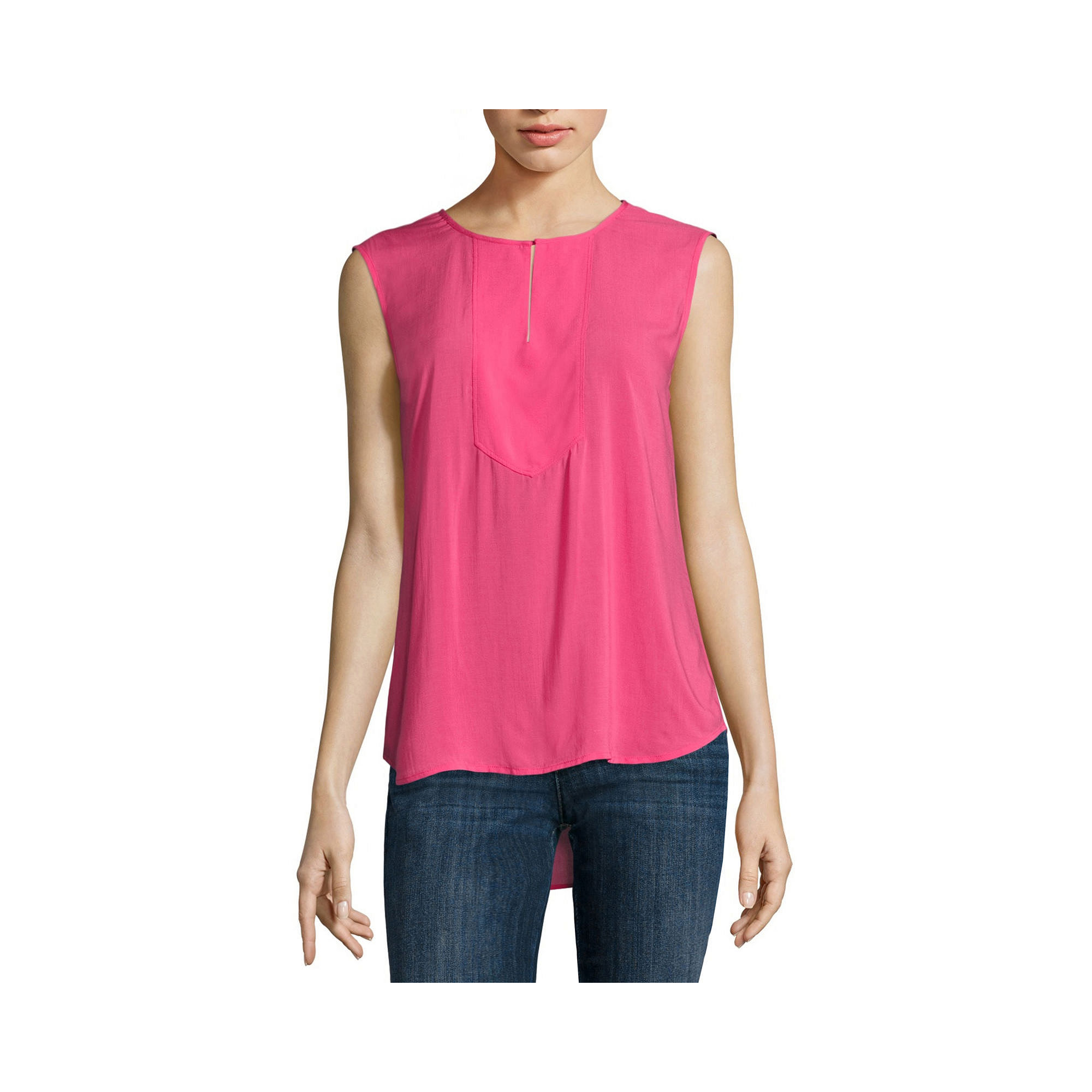 Liz Claiborne Sleeveless Bib Top | Clothing