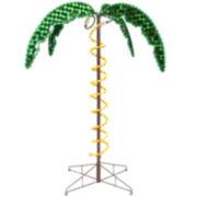 4.5' Rope Light Palm Tree