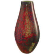Dale Tiffany Stuart Art Glass Vase