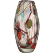 Dale Tiffany Lesley Art Glass Vase