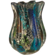 Dale Tiffany Augustus Art Glass Vase