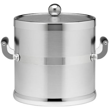 jcpenney.com | 3-qt. Brushed Chrome Ice Bucket
