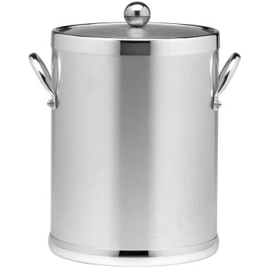 jcpenney.com | 5-qt. Brushed Chrome Ice Bucket