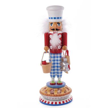 "jcpenney.com | Kurt Adler 17"" Hollywood Apple Pie Baker Nutcracker"
