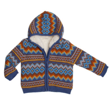 jcpenney.com | Cuddl Duds Boys Hoodie-Baby