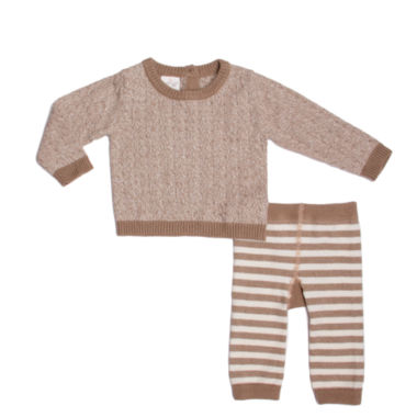 jcpenney.com | Cuddl Duds Boys 2-pc. Pant Set-Baby