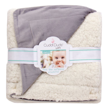 jcpenney.com | Sherpa Blanket With Velour