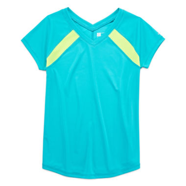 jcpenney.com | Xersion Girls Short Sleeve T-Shirt-Big Kid