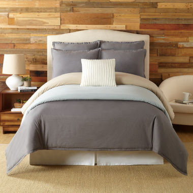 jcpenney.com | Caden Linen Blend 3-pc. Comforter Set & Accessories