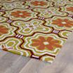 Kaleen Matira Tiles Hand Tufted Rectangular Rugs