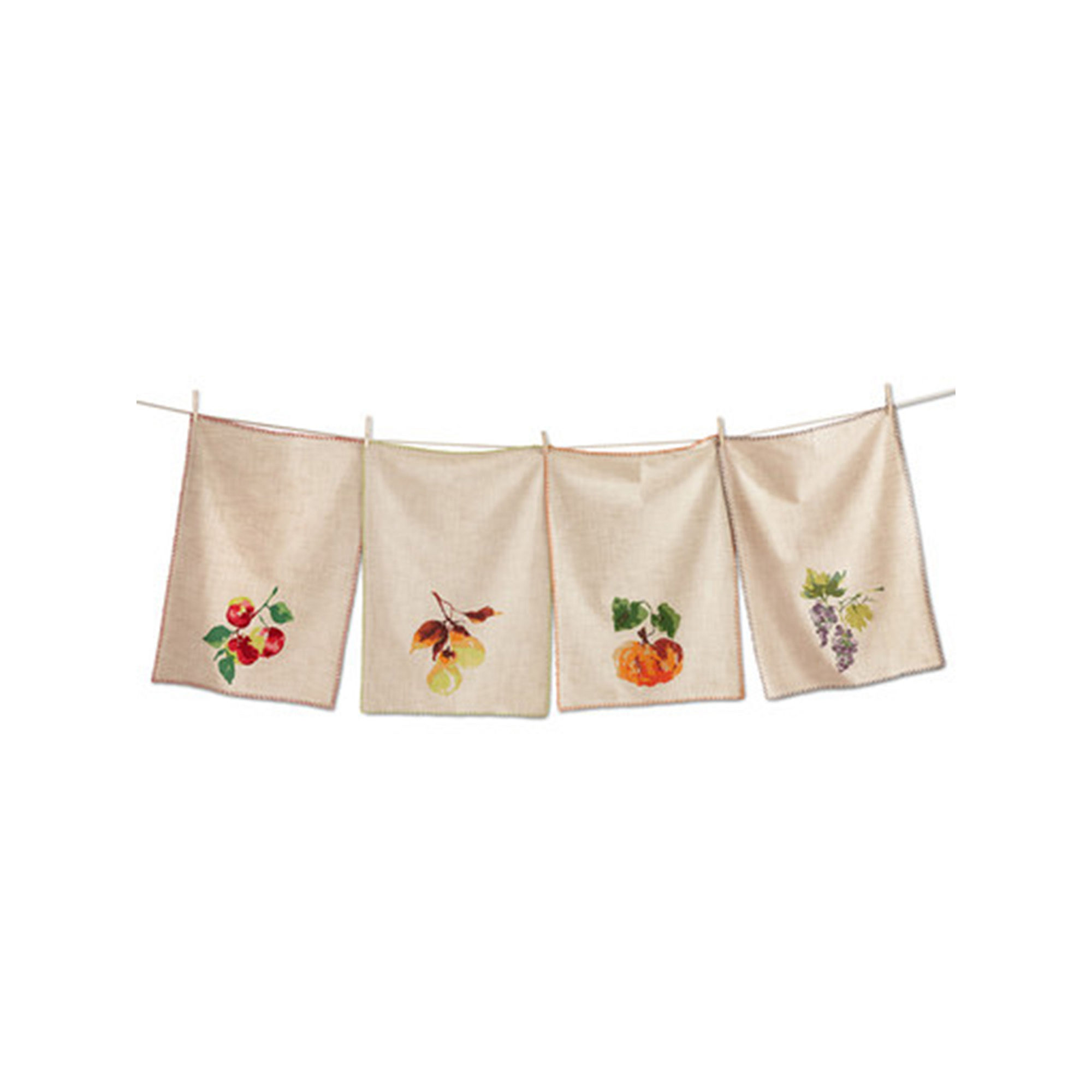 Tag Market Fresh Assorted 4-pc. Kitchen Towel
