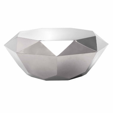 jcpenney.com | Zuo Modern Gem Stainless Steel Coffee Table