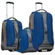 FORD Fusion 3-pc. Duffel Bag Set with Backpack