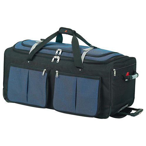 "Athalon 22"" Rolling Duffel Bag with 15 Pockets"