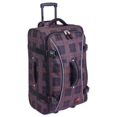 "jcpenney.com | Athalon Hybrid Travelers 29"" Wheeled Duffel Bag"