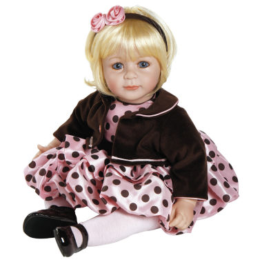 "jcpenney.com | Adora® ""Pink Posh"" 20"" Baby Doll"