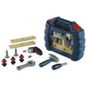 Theo Klein Bosch Toy Tool Set Case with Ixolino