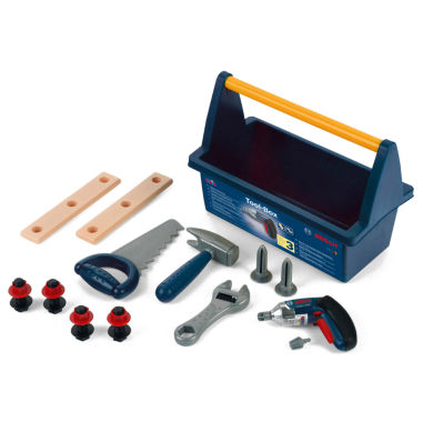 jcpenney.com | Theo Klein Bosch Toy Toolbox with Ixolino
