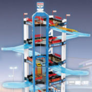 Bosch 5 Level Car Park Toy