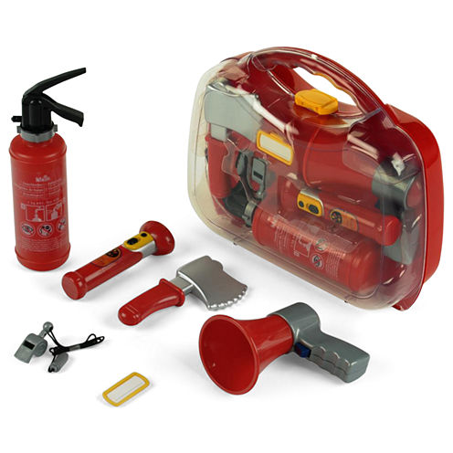 Firefighter Case Toy