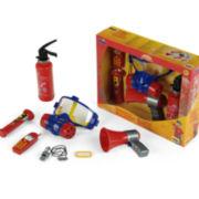 Fireman Toy Set