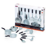 Theo Klein Toy Pot and Kitchen Set