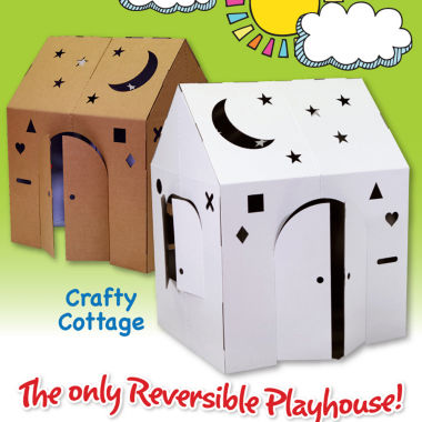 jcpenney.com | Easy Playhouse Crafty Cottage