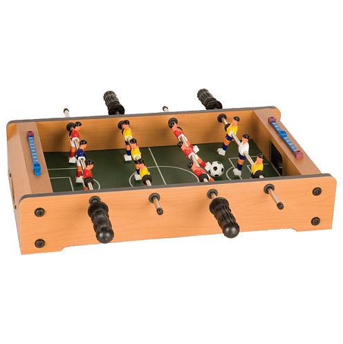 """21"""" Mini Foosball Tabletop Set"""