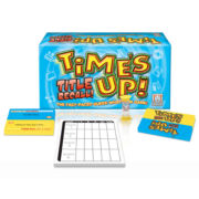 Time's Up Title Recall Game