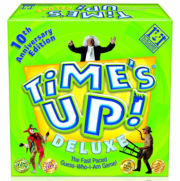 Time's Up Deluxe Game