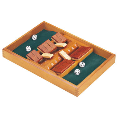 jcpenney.com | Shut the Box Game - Double-Sided 9