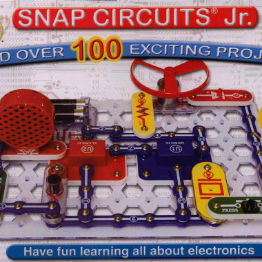 jcpenney.com | Snap Circuits Jr. SC-100 Science Toy