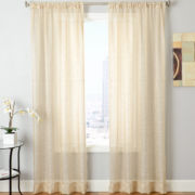 Frenzy Rod-Pocket Sheer Panel